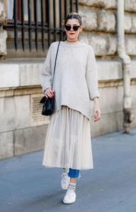 合肥女白领5年来每天穿汉服上下班逛超市 走在路上回头率超高
