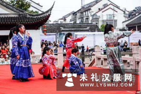 第五届中国西塘汉服文化周如约而至 古镇洋溢汉服情