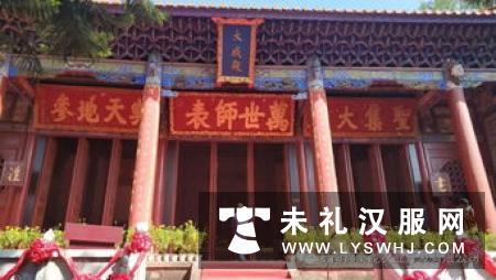 石家庄合作路小学赴正定文庙 穿汉服学古礼承孝道体验儒家文化