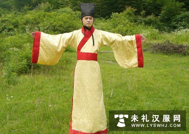 汉服研究唐代官员的袴褶服