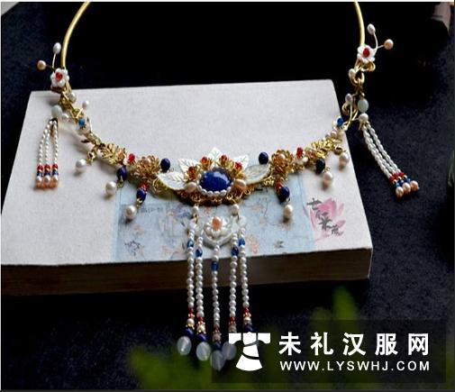 璎珞到底是什么 古代汉服璎珞是什么饰品